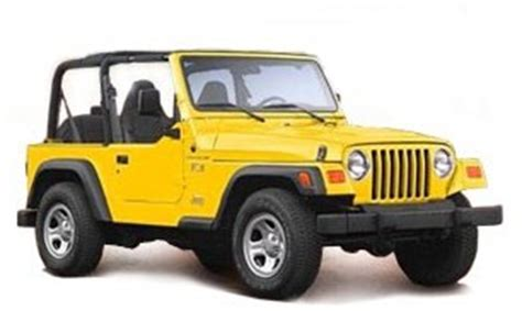 1997 Jeep Wrangler Accessories 1997 2006 Jeep Wrangler Tj Accessories And Parts