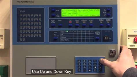 ziton zp fire alarm control panel   perform