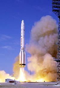 Proton Rocket Failure Proton Rocket Fails During Launch Of Jcsat 11 Satellite