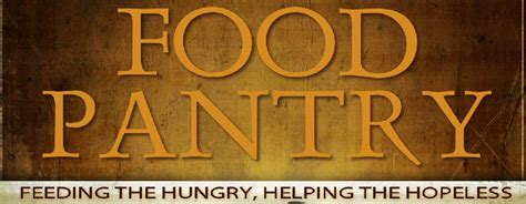 Helping In His Name Food Pantry by Stewpot Food Pantry