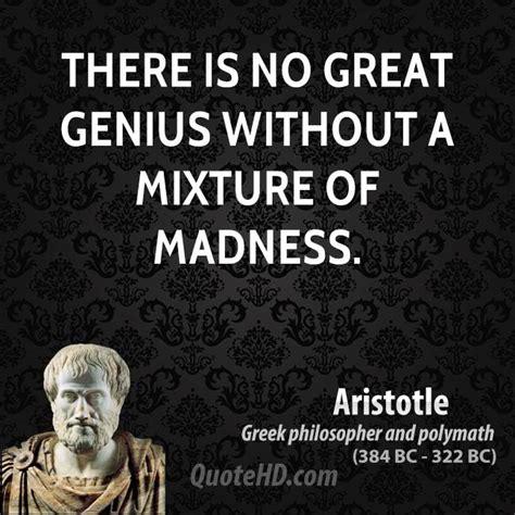 A Mixture Of Genius aristotle quotes quotehd