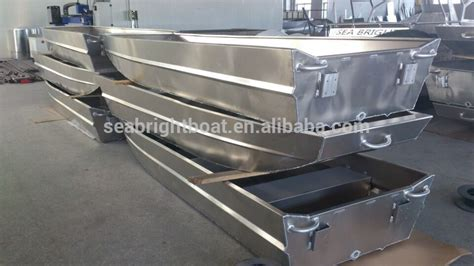 aluminum boats drawing ce certificate high quality china flat bottom all welded