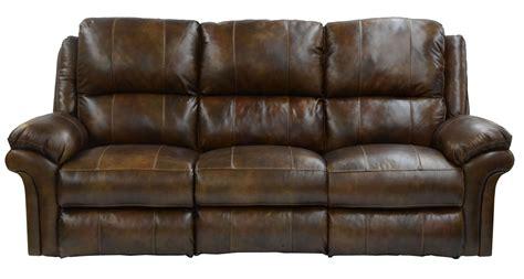 catnapper power reclining sofa catnapper benson power lay flat reclining sofa timber cn