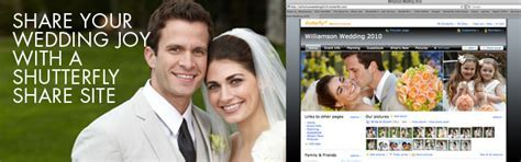 Free Wedding Websites, Create a Wedding Website, Share