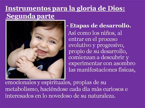 Olor a Gloria: Instrumentos para la gloria de Dios #4 Instrumentos De Dios