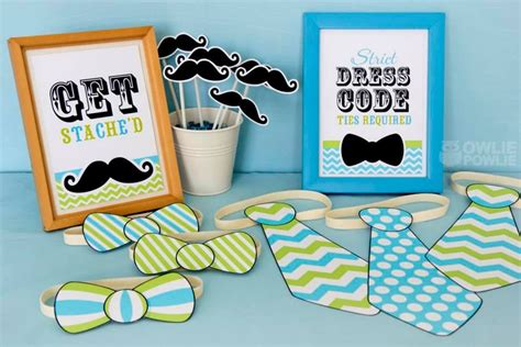 Mustache Theme Baby Shower by Mustache Baby Shower Theme Baby Shower Ideas