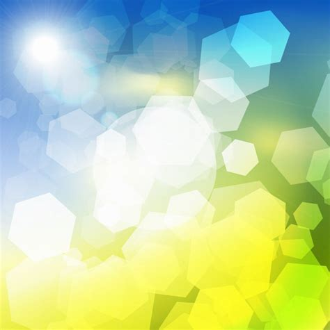 blue and green lights free abstract blue green light vector background free