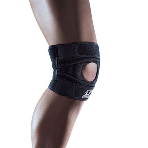 Lp Support Embioz Thigh Sc Shorts Black Lp 293z Limited knee support with posterior 533ca lp supports