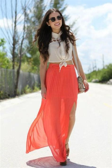16 maxi skirt trends all for fashion design