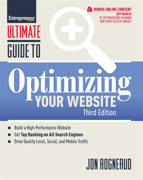 E Marketing Third Edition ultimate guide to optimizing your website 3rd edition entrepreneur bookstore entrepreneur