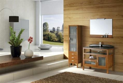Badezimmer Unterschrank Aus Holz by Waschtisch Aus Holz F 252 R Mehr Gem 252 Tlichkeit Im Bad