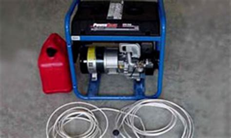 choosing between an inverter and a generator how
