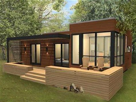 One Story Floor Plans With Two Master Suites by Prefab Tiny House For Sale Contemporary Modular Home