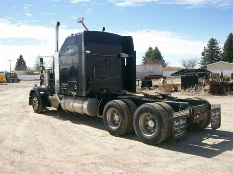 w900b kenworth trucks for sale 2005 kenworth w900b sleeper semi truck for sale 240 217