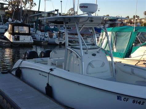 boat has bottom paint 2007 boston whaler 240 outrage the hull truth boating