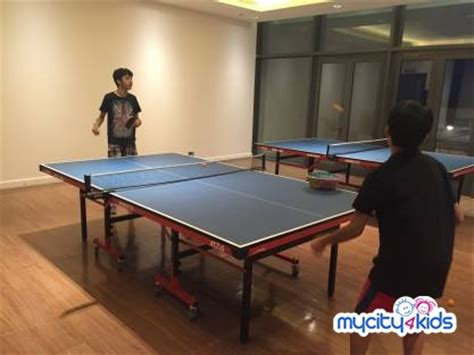 ping pong table academy ping pong academy sector 15 gurgaon delhi ncr sports
