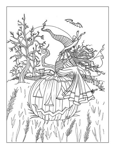 printable coloring pages halloween for adults free printable halloween coloring pages adults coloring home