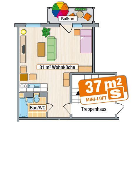 mini wohnung mini loft s 37 qm am zeisigwald in chemnitz