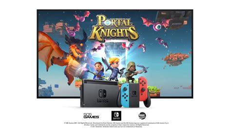 Switch Portal Knights Reg Usa rpg portal knights coming to switch on november 23 nintendotoday