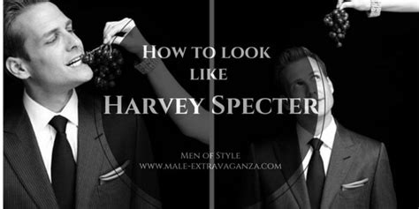 Dressing Wardrobe by Men Of Style How To Dress Like Harvey Specter From Suits