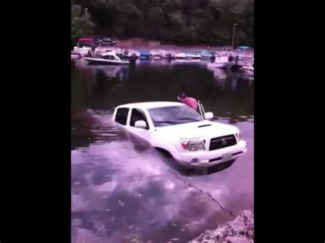 boat launch gone wrong kenny s boat launch gone wrong youtube