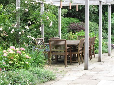 Patio Furniture Surrey by Country House Garden Godalming Surrey Traditional