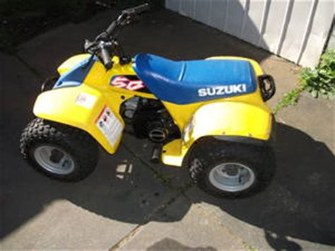 Suzuki Lt50 Plastics Suzuki Lt50 As New Two Wheeler No Stuff