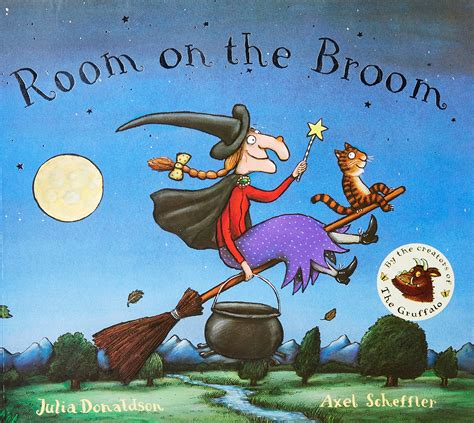 room on the broom book room on the broom by donaldson paperback new 9780333903384 ebay
