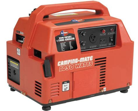 never use a portable gas generator inside or near a home