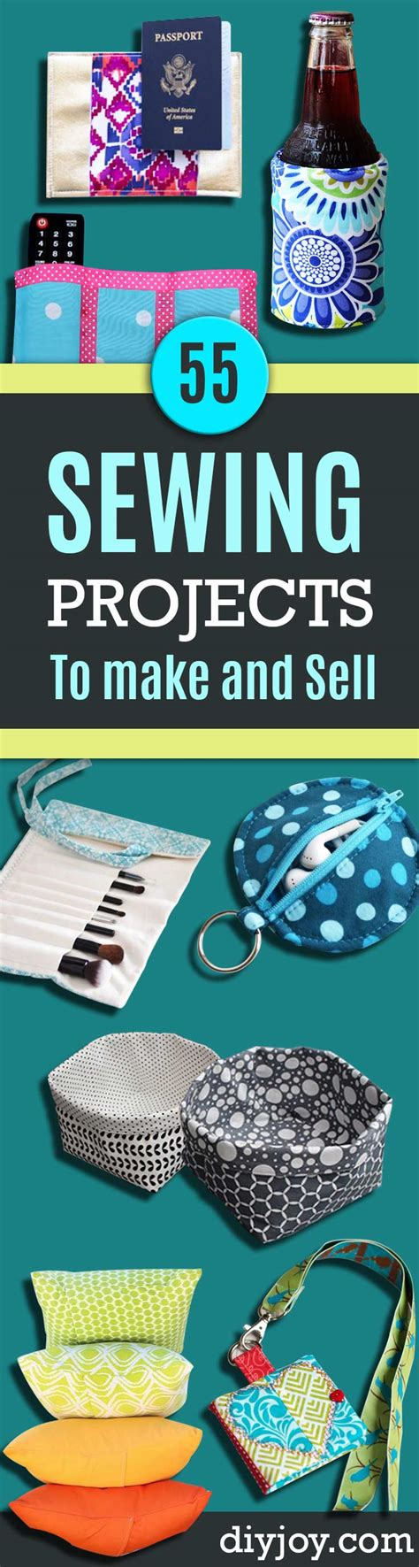 diy crafts to sell 55 sewing projects to make and sell