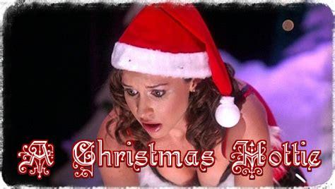 horror club horror hotties  christmas edition