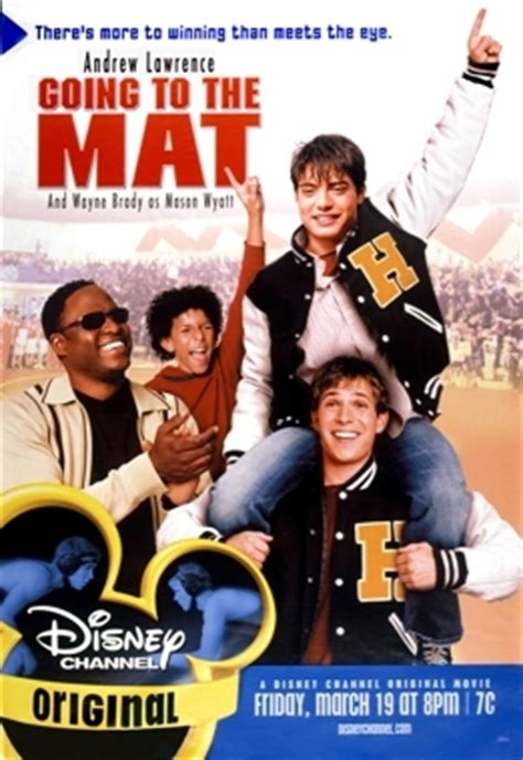 Going To The Mat disney channel original images going to the mat