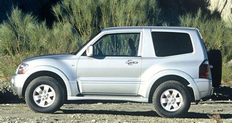 where to buy car manuals 2003 mitsubishi pajero on board diagnostic system mitsubishi pajero 3 door 2003 2006 reviews technical data prices