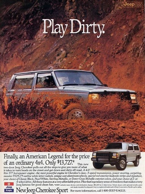 jeep cherokee ads 25 best jeep sammlung images on pinterest jeep jeeps