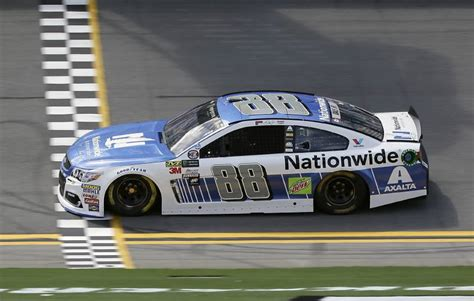 Dale Jr Car Wallpaper 2017 Ad by Valley News Earnhardt Wins Pole For Daytona
