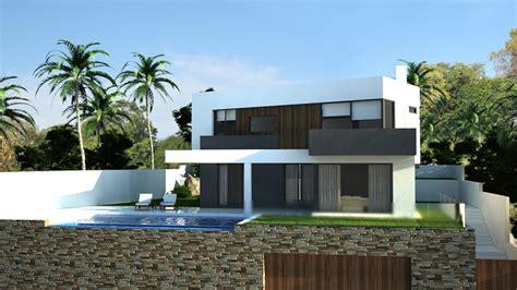 villa design brief modern villa design torreblanca 187 blueray design build