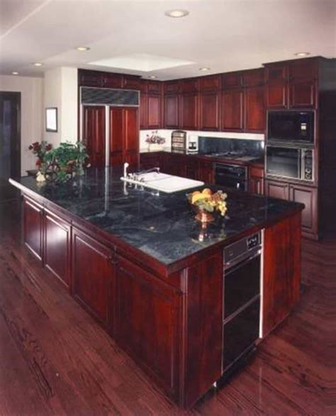 dark kitchen cabinets with dark countertops kitchen white cabinets with black granite countertops