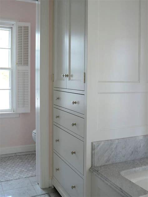 bathroom built ins upstairs bathroom built ins dream home pinterest