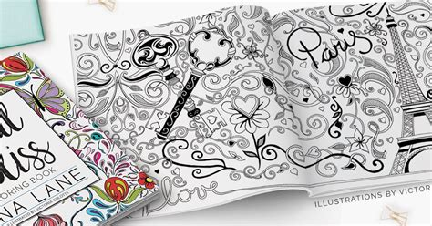 coloring pages bliss blog books crafts pretty things blog spiral of bliss