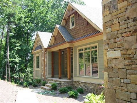 small rustic house plans bloombety small rustic home plans with stone art small