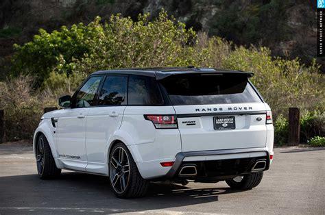 exclusive range rover sport caractere exclusive range rover sport