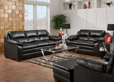 Bantal Sofa Line Baby Onyx onyx bonded leather match sofa loveseat set w options