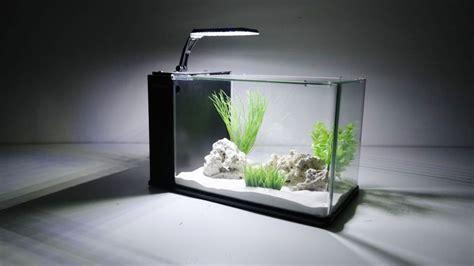 Top Filter Set 25cm Nano Aquarium Complete Aquarium Mini Aquarium Filter