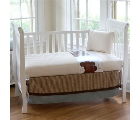 Naturepedic No Compromise Organic Cotton Classic 252 Crib Mattress Naturepedic Organic Cotton Classic Baby Crib Mattress