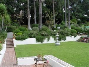 Backyard Hillside Landscaping Ideas by Hillside Landscaping How To Landscape A Slope
