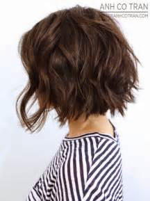 diagonal bob haircut curly hair 20 delightful wavy curly bob hairstyles for women styles