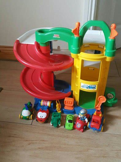 fisher price car garage fisher price garage and cars for sale in navan meath from