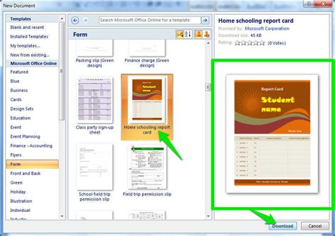 how to use templates in ms word ubergizmo