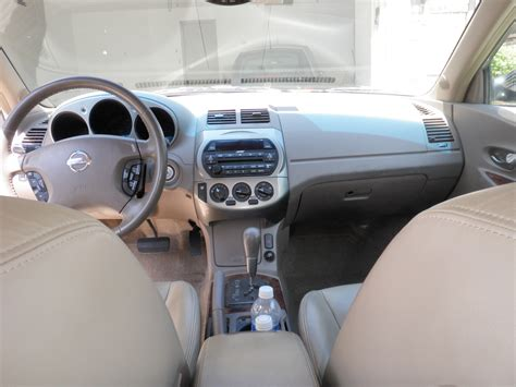2003 Nissan Altima Interior by 2003 Nissan Altima Pictures Cargurus