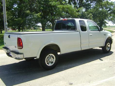 f150 long bed 1999 ford f 150 supercab long bed 4x4 w bad tranny nex